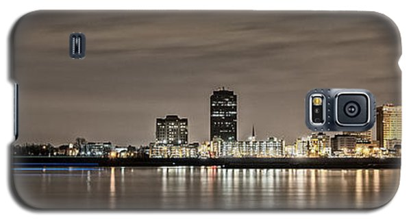 Baton Rouge Skyline Galaxy S5 Case