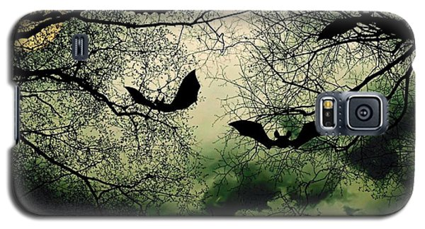 Bats From Hell Galaxy S5 Case by Barbara S Nickerson