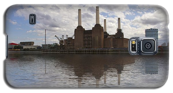 Battersea Power Station London Galaxy S5 Case
