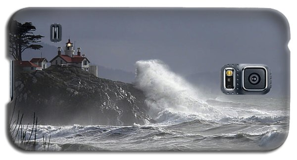 Battery Point Storm Galaxy S5 Case by Betty Depee