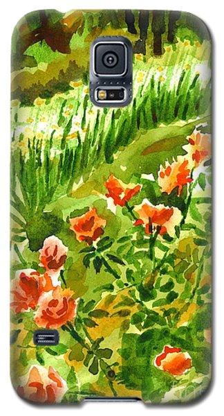 Battle Array Galaxy S5 Case