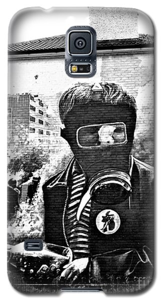 Battle Of The Bogside Mural Galaxy S5 Case