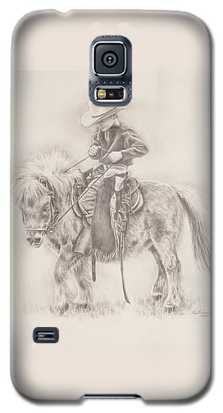 Battle Of Wills Galaxy S5 Case