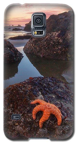 Battle Rock Sunrise Galaxy S5 Case