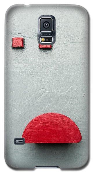 Battleship Abstract Galaxy S5 Case