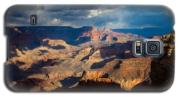 Battleship Rock In The Shadows Galaxy S5 Case