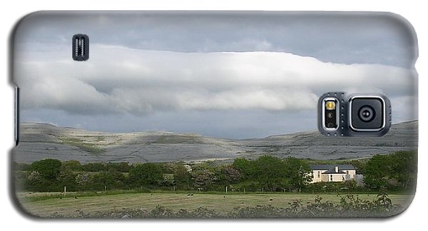 Baughlyvann Clouds Galaxy S5 Case