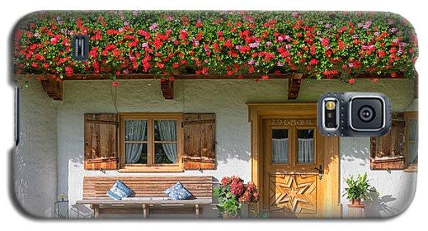 Galaxy S5 Case featuring the photograph Bavarianstyle by Juergen Klust