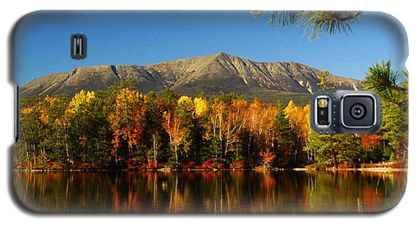 Baxter Fall Reflections  Galaxy S5 Case by Alana Ranney