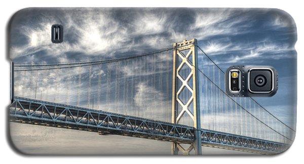 Bay Bridge Galaxy S5 Case