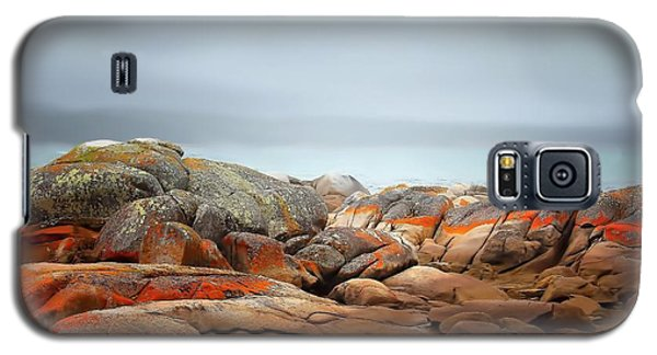 Galaxy S5 Case featuring the photograph Bay Of Fires 4 by Wallaroo Images