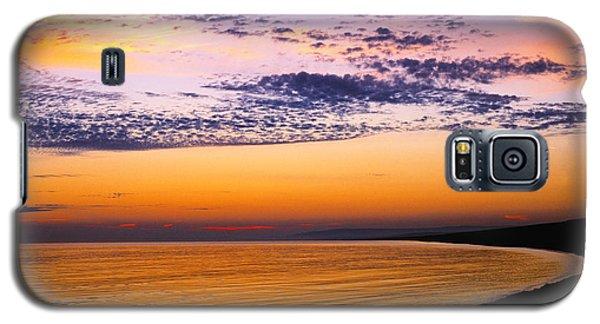 Bay Sunset Galaxy S5 Case