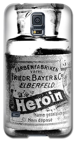 Bayer Company Sells Heroin Around 1900 Galaxy S5 Case by Merton Allen