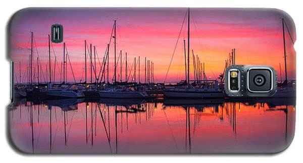 Bayfield Wisconsin Magical Morning Sunrise Galaxy S5 Case