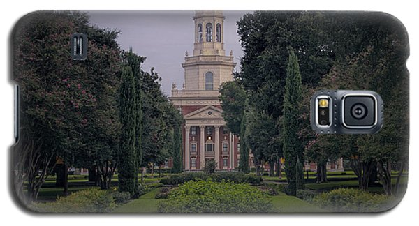 Baylor University Icon Galaxy S5 Case by Joan Carroll