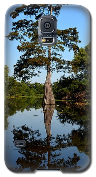 Bayou Reflections Galaxy S5 Case by Maggy Marsh