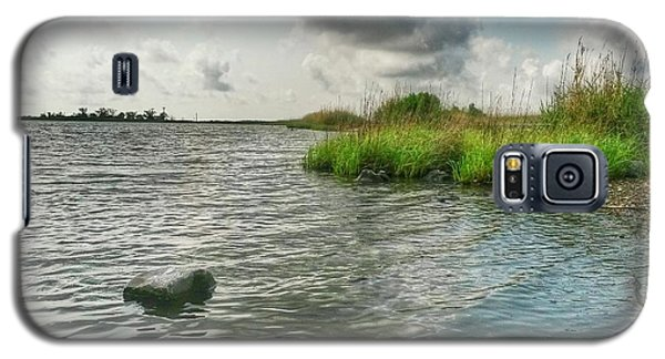 Bayou Sale Fishing Hole Galaxy S5 Case