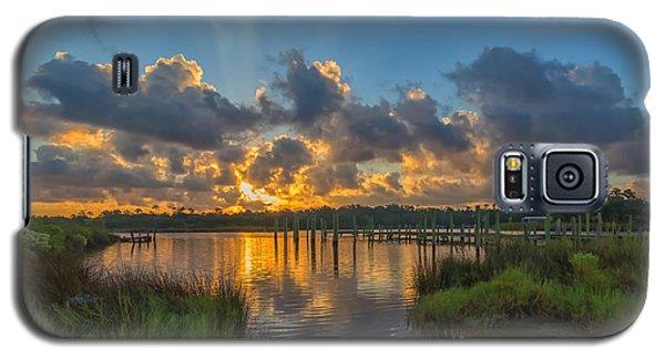 Bayou Sunrise Galaxy S5 Case by Brian Wright