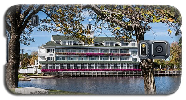 Baypoint Inn At Mill Falls Meredith Nh Galaxy S5 Case
