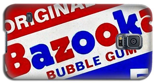 Bazooka Bubble Gum  Galaxy S5 Case