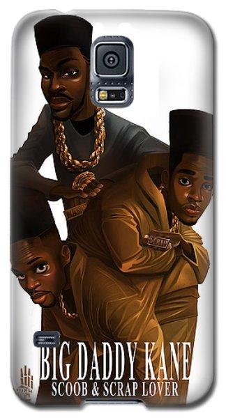 Bdk White Bg Galaxy S5 Case