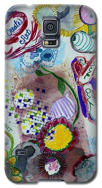 Be Create Live Art Galaxy S5 Case