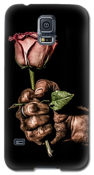 Be Mine Galaxy S5 Case by Aaron Aldrich