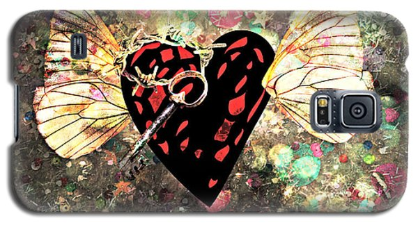 Galaxy S5 Case featuring the photograph Be My Valentine by Ally  White