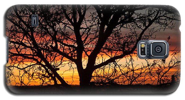 Galaxy S5 Case featuring the photograph Be Not Afraid by Shirley Heier