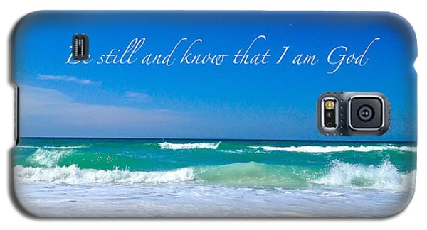 Be Still #4 Galaxy S5 Case by Margie Amberge