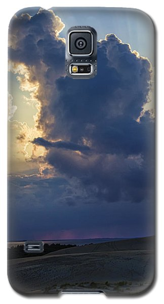 Galaxy S5 Case featuring the photograph Be Still And Know That I Am God by Skip Tribby