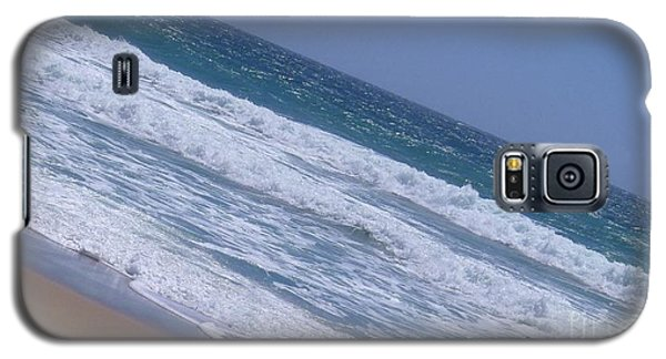 Galaxy S5 Case featuring the photograph Beach 2 by Nora Boghossian