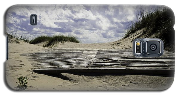 Beach Access Galaxy S5 Case