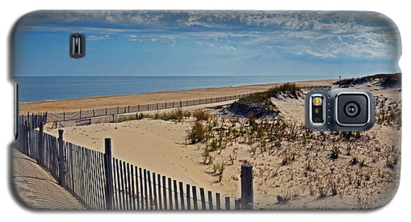 Beach At Cape Henlopen Galaxy S5 Case