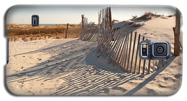 Beach At Lbi Galaxy S5 Case