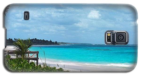 Beach At Tippy's Galaxy S5 Case