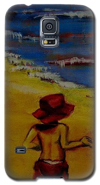 Beach Brothers 1 Galaxy S5 Case