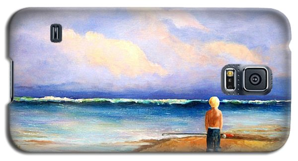 Beach Buddies Galaxy S5 Case