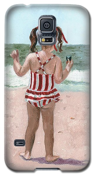Beach Buns Galaxy S5 Case