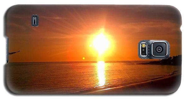 Beach Galaxy S5 Case by Chris Tarpening