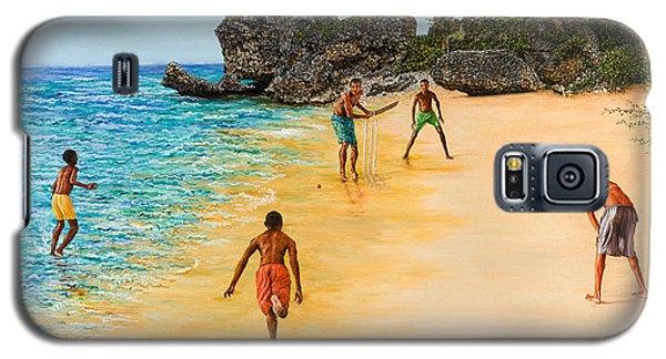 Cricket Galaxy S5 Case - Beach Cricket by Victor Collector