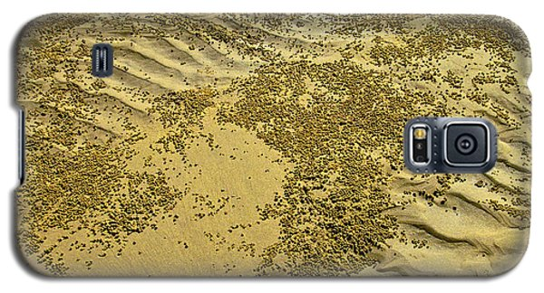 Beach Desertscape Galaxy S5 Case by Jocelyn Kahawai