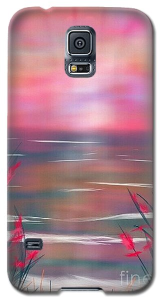 Beach Dreams Galaxy S5 Case