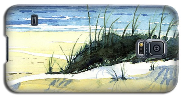 Beach Dunes Galaxy S5 Case