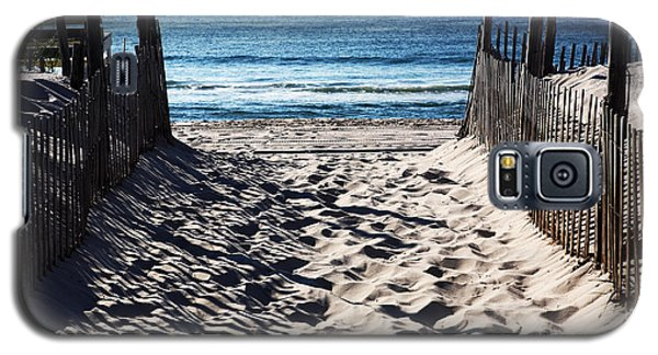 Beach Entry Galaxy S5 Case