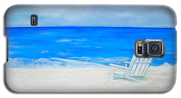 Beach Escape Galaxy S5 Case