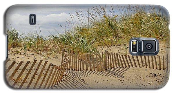 Beach Fence Galaxy S5 Case