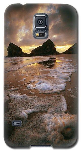 Beach Foam Galaxy S5 Case