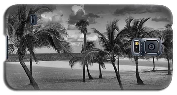Beach Foliage Galaxy S5 Case