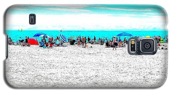 Beach Fun 1 Galaxy S5 Case